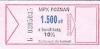 Bilet jednorazowy, MPK Poznań