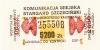 Bilet za 5200 zł z poza MPK Poznań