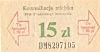 Bilet MPK Poznań za 15,00 zł