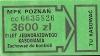 Bilet MPK Poznań za 3600 zł
