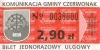Bilet jednorazowy TRANSKOM