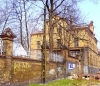 Pozostałości po pętli tramwajowej na ul. Garbary
