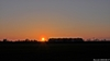SA i zachód słońca