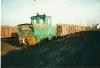 WLs150-7627 na torze ładunkowym w Stróżewie