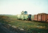 WLs150-7627 z pociągiem do Cukrowni Dobre