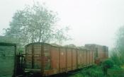 FAUR Lxd2-250 z pociągiem relacji Piotrków Kuj. - Cukrownia Kruszwica