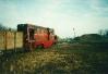 Lxd2-318 wprowadza wagony na tory ładunkowe