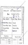 Bilet z 1997 roku