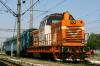 Pociąg w starym stylu