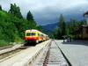 Jednostka spalinowa 814, stacja Bled Jezero