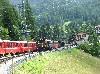 RhB pośpiech do St Moritz