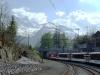 Zentral Bahn do Interlaken